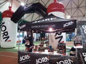 Born Italia Maratona di Pisa Expo Allestimento Stand Arco