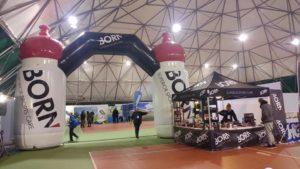 Born Italia Maratona di Pisa Expo Stand Arco