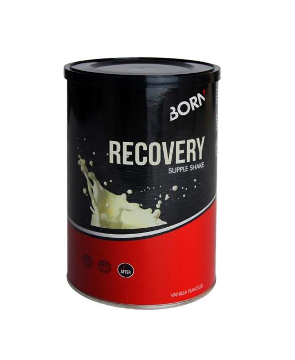 Prodotto bevanda frappè per recupero Born Recovery Supple Shake