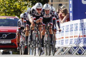 Born Italia Team Sunweb Donne Strada