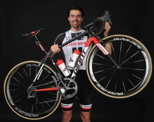 Born Italia Tom Dumoulin Team Sunweb Bici Giant Borraccia