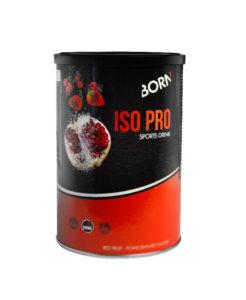 Prodotto bevanda isotonica energetica Born Iso Pro Melograno e Frutti Rossi