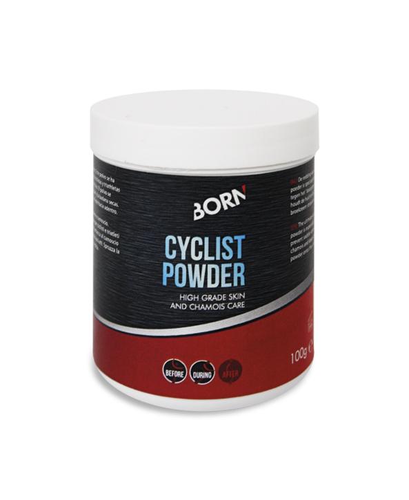 Prodotto polvere lenitiva protettiva Born Cyclist Powder