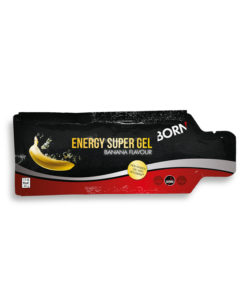 Prodotto gel energetico Born Energy Super Gel Banana