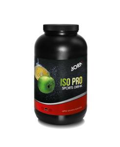 Prodotto bevanda isotonica energetica Born Iso Pro Mela Limone in formato grande