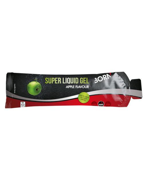Prodotto gel energetico Born Super Liquid Gel Mela