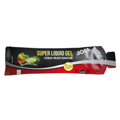 Prodotto gel energetico Born Super Liquid Gel Agrumi