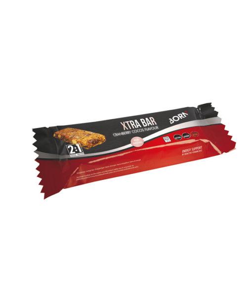 Prodotto barretta energetica 2:1 Born Xtra Bar Cranberry Cocco